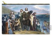 Landing Of Pilgrims, 1620 Carry-all Pouch