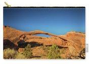Landscape Arch Sunrise Carry-all Pouch