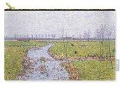 Landscape At Sluis Carry-all Pouch