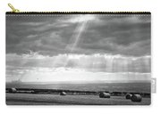 Landscape From Garrowby Hill, Yorkshire Uk Carry-all Pouch