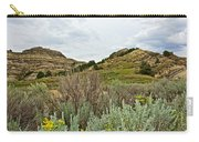 Landscape In Northwest North Dakota  Carry-all Pouch