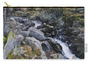 Landscape In Snowdonia Carry-all Pouch