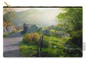 Landscape In Wales Carry-all Pouch