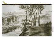 Landscape Near Osny  Carry-all Pouch