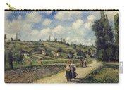 Landscape Near Pontoise Carry-all Pouch