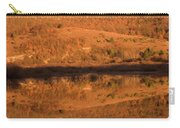 Landscape Perfectly Reflected In Palsko Lake Carry-all Pouch