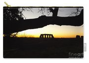 Landscape Roman Campagna Italy Carry-all Pouch