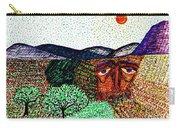 Landscape Carry-all Pouch by Sarah Loft