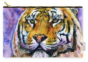 Landscape Tiger Carry-all Pouch
