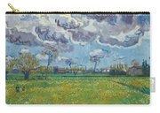 Landscape Under A Turbulent Sky Carry-all Pouch