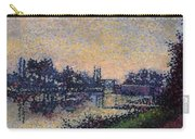 Landscape With A Lock 1885 Carry-all Pouch
