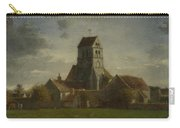 Landscape With Buildings Carry-all Pouch