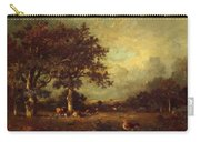 Landscape With Cows 1870 Carry-all Pouch