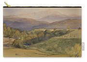 landscape with Lochnagar in the distance Carry-all Pouch