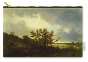 Landscape With Oaktree Carry-all Pouch