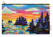 Landscape With Saucers Carry-all Pouch