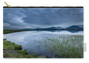 Landscape With Water Grass Carry-all Pouch