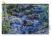 Landscape With Waterfall 1890 Carry-all Pouch