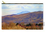 Landscape Wyoming State  Carry-all Pouch