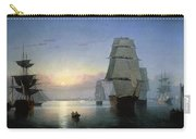 Lane: Boston Harbor Carry-all Pouch
