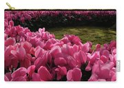 Lane Of Pink Carry-all Pouch