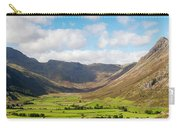 Langdale Fell And Pikes Panorama Carry-all Pouch