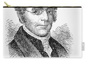 Langdon Cheves (1776-1857) Carry-all Pouch