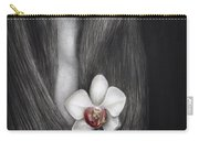 Language Of The Heart Carry-all Pouch by Pat Erickson