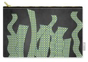Languettes 02 - Lime Carry-all Pouch