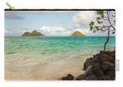 Lanikai Beach 1 - Oahu Hawaii Carry-all Pouch