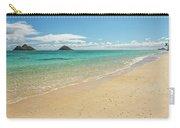 Lanikai Beach 4 - Oahu Hawaii Carry-all Pouch