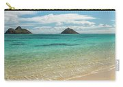 Lanikai Beach 4 Pano - Oahu Hawaii Carry-all Pouch