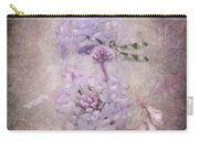 Lantana In Purple Carry-all Pouch
