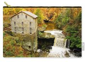 Lantermans Mill In Fall Carry-all Pouch