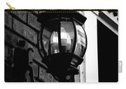 Lantern Black And White Carry-all Pouch