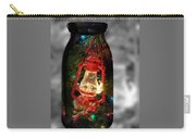 Lantern In Glass Jar Carry-all Pouch