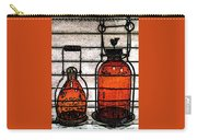 Lanterns Still Life Carry-all Pouch