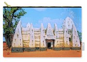 Larabanga Mosque Carry-all Pouch