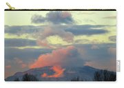 Wyoming Sunsets 1 Carry-all Pouch