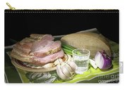 Lard And Bread Carry-all Pouch