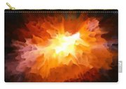 Large Abstract Art Painting Carry-all Pouch