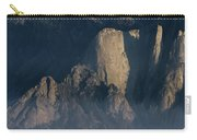 Large Granite Mountains In California Carry-all Pouch