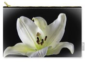 Large Lily-1 Carry-all Pouch