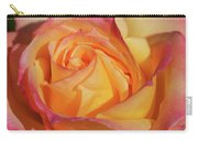 Large Peace Rose Center 006 Carry-all Pouch