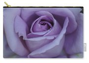 Large Purple Rose Center - 002 Carry-all Pouch