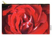 Large Red Rose Center - 003 Carry-all Pouch
