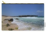 Large Rock Formation On The Beach At Boca Keto Carry-all Pouch