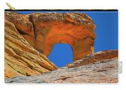 Large Sandstone Arch Valley Of Fire Carry-all Pouch