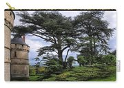 Large Trees At Chateau De Chaumont Carry-all Pouch