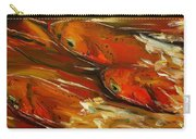 Large Trout Stream Fly Fish Carry-all Pouch